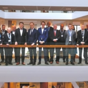 Finish business delegation - Marstrat - Damen
